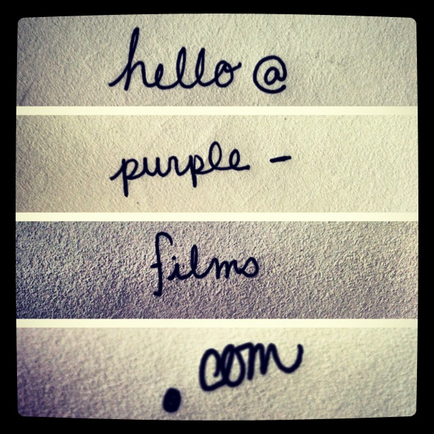 Email | Hello@purple-films.com